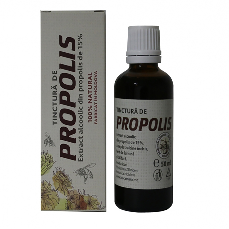 TINCTURA DE PROPOLIS